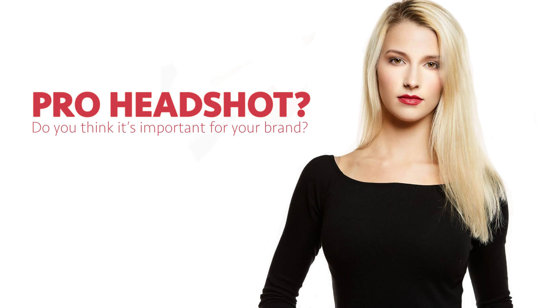 Uniform Headshot, Why? 360 Visuals - Charlotte NC